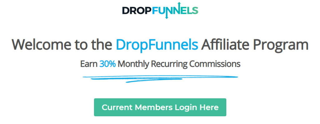 DropFunnels affiliate program