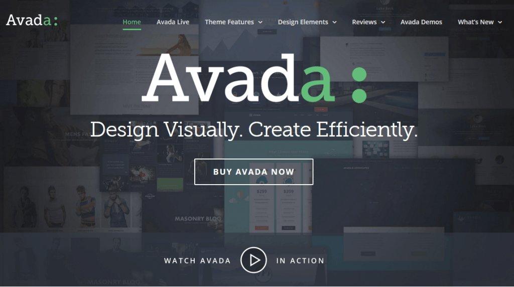 AVADA theme optimization speed up Fusion Builder 1