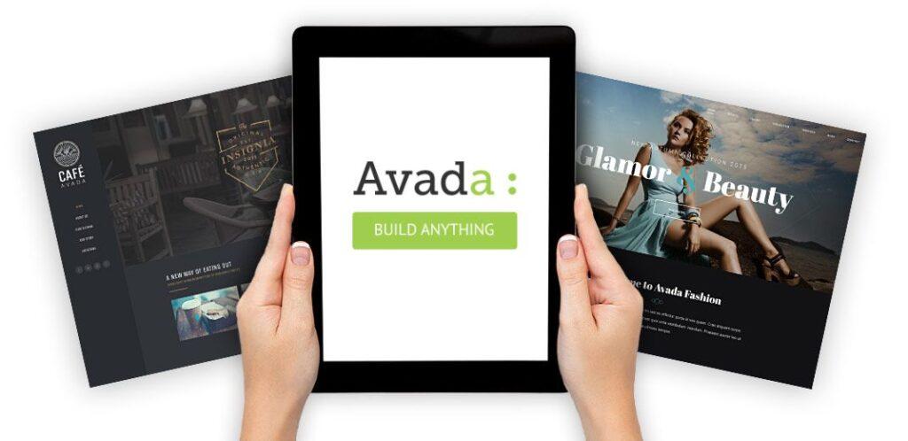 AVADA theme optimization speed up Fusion Builder